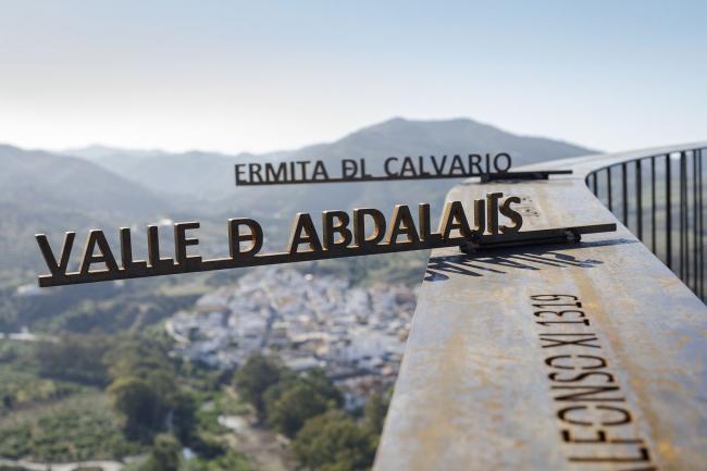 Смотровая терраса Mirador 360º