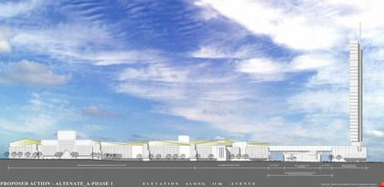 HOK. Проект реконструкции Центра Джэвица