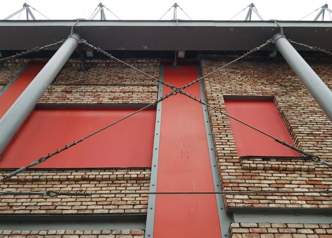 Реконструкция Государственного Центра современного искусства на Зоологической улице / ПТАМ Хазанова