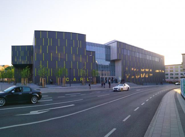 RWTH Aachen University\ CARL