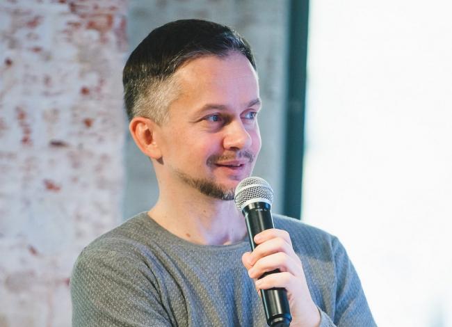 Григорий Гурьянов, партнёр бюро «Практика»