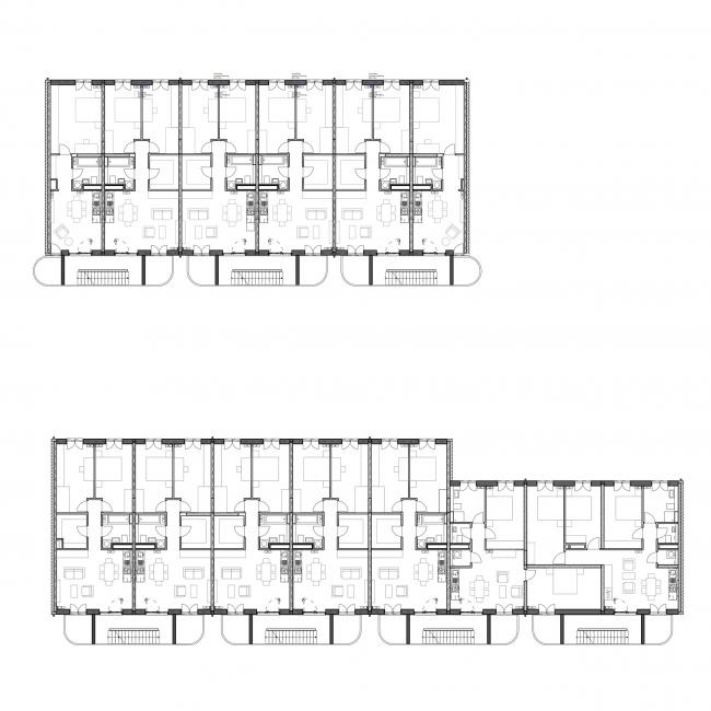 Комплекс доступного жилья для компании ABG