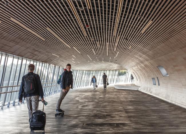Северный вокзал Кёге