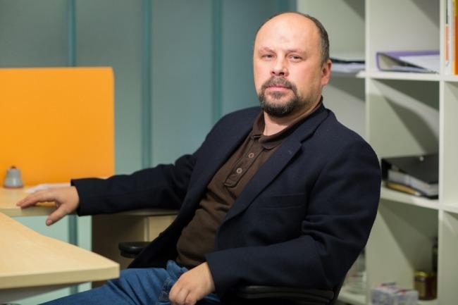 Глеб Соболев, архитектором, доцент кафедры «Дизайн архитектурной среды» МАРХИ