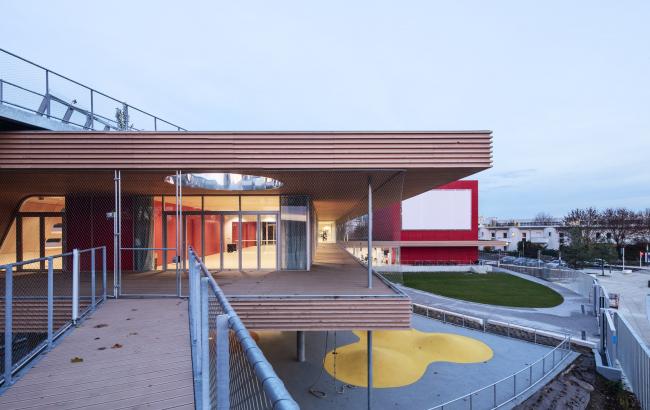 Общественный центр Agora
