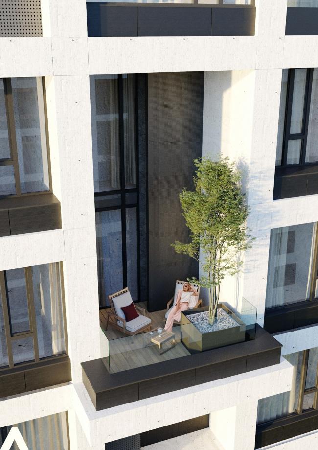 UNIT.Home housing complex