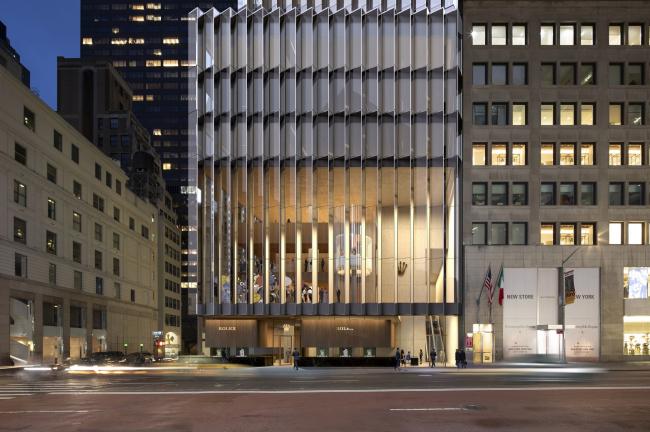 Здание Rolex USA