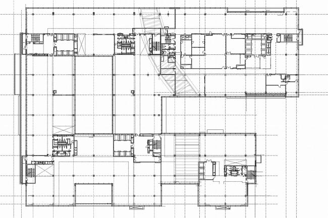 План 2 - 12 этажей