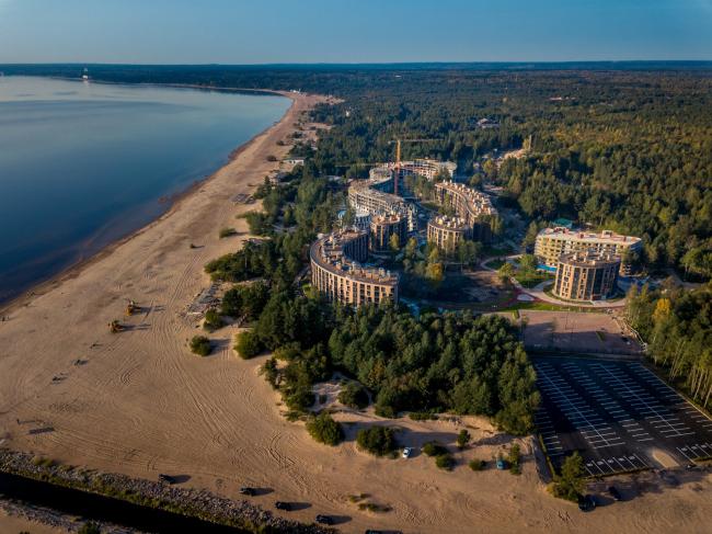 """Health park """"Svetly Mir VNUTRI"""""""