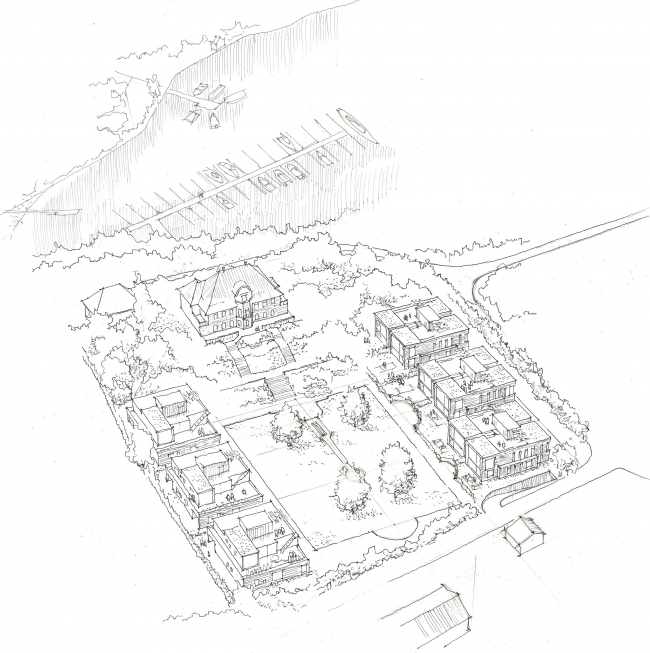 Жилой комплекс Bygdøynesveien 15