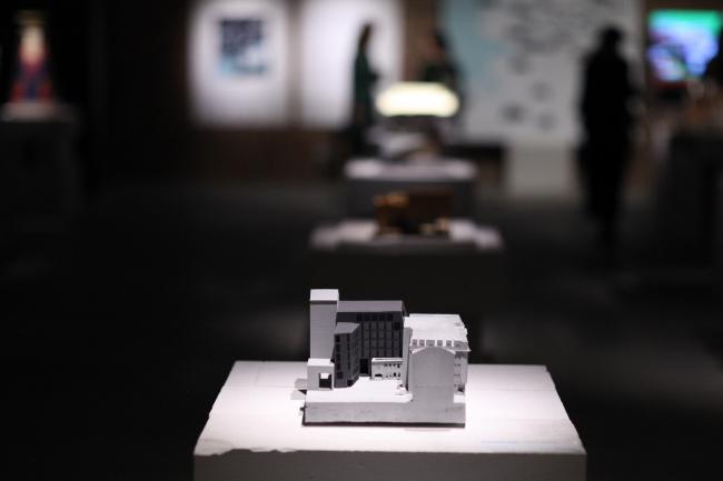 Studio-MISHIN. Жилой дом на улице Бармалеева. Выставка «Российская архитектура. Новейшая эра. Петербургская версия» в центре ArtPlay
