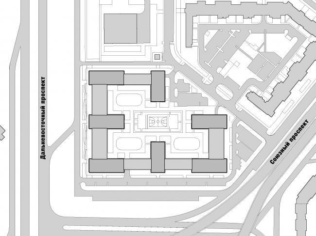 "Residential complex ""LEGENDA Dalnevostochnogo"""
