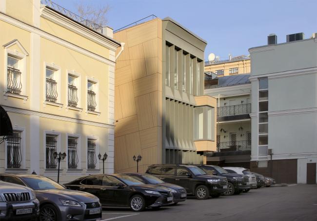 The studio of Zurab Tsereteli