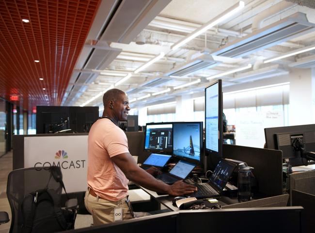 Технологический центр Comcast