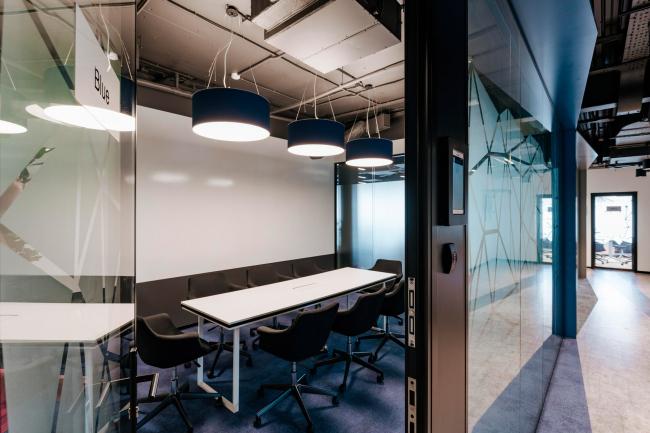 Переговорная комната. Офис Inspiritum