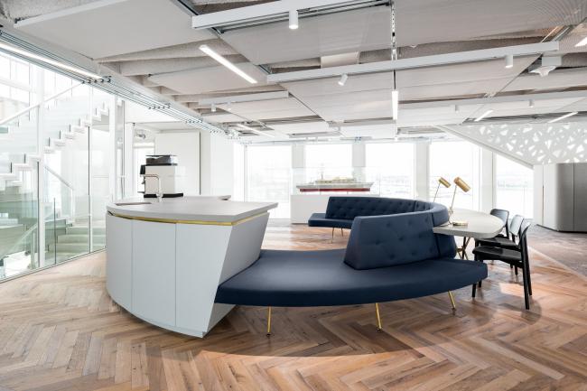 Офис компании Amvest
