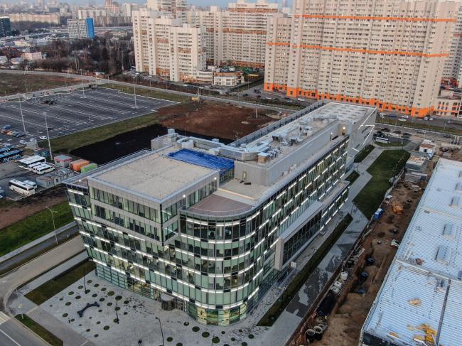 Научно-технический центр в Сколково