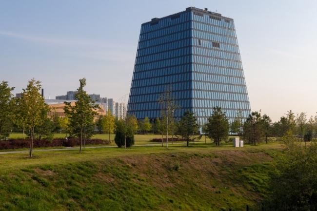 Деловой центр Matrex в Сколково
