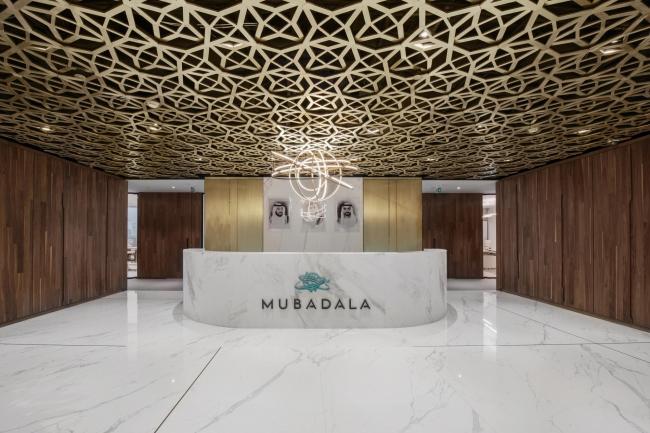 Офис компании Mubadala, Москва. ABD architects