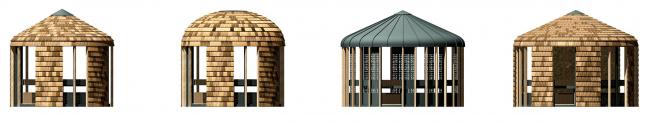 Типология уникальных беседок, отображающих архитектуру Биляра. Биляр – древняя столица Татарстана