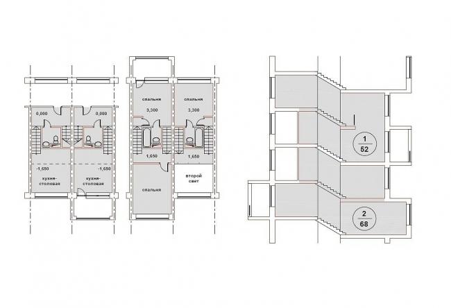 Схемы квартир