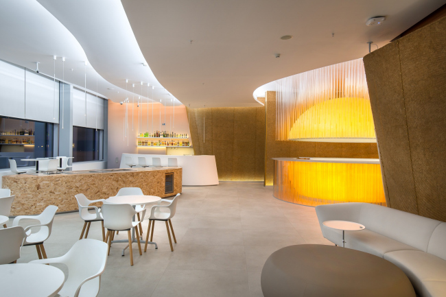 Бизнес-зал «Солнце» аэропорта Платов