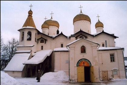 Церковь Филиппа Апостола. Новгород