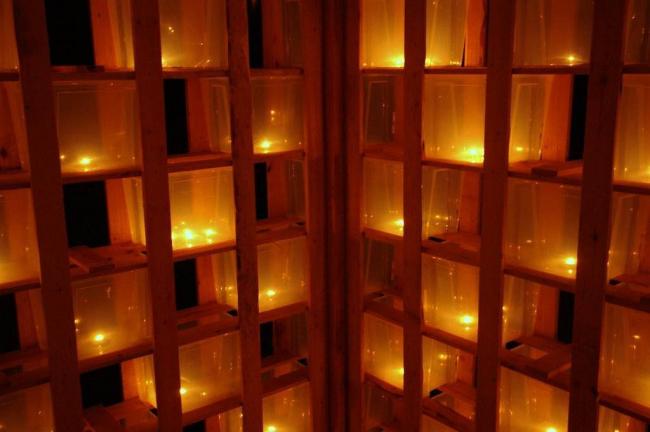 Кондодом. Плавучий дом для фестиваля Архстояние-2008 «Ноев Ковчег». Тотан Кузембаев
