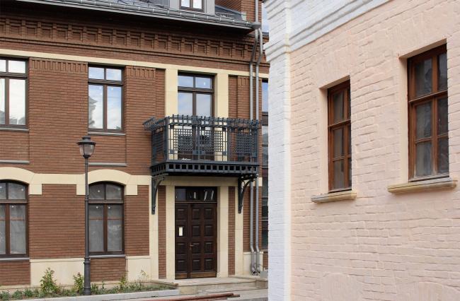 "The residential complex ""Metsenat"" in Kadashi / architect: Ilia Utkin"