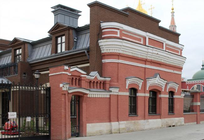 ЖК «Меценат» в Кадашах / архитектор Илья Уткин
