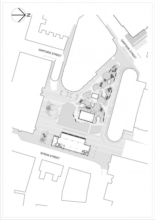 Павильон на Хардман-сквер