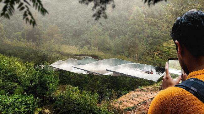 Музей Xingfu village Pan-Museum, проект-победитель международного конкурса