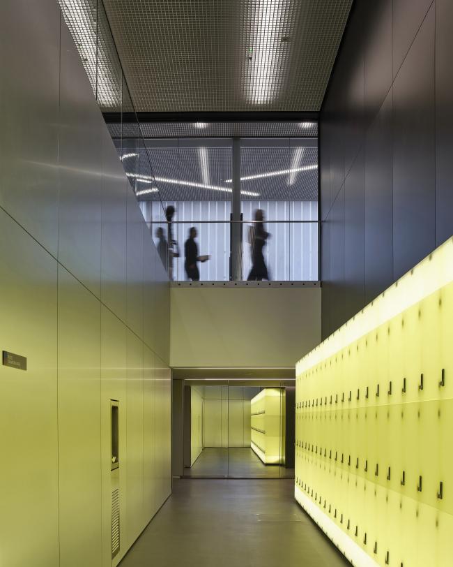 Спортивный и лабораторный корпус Брайтон-колледжа