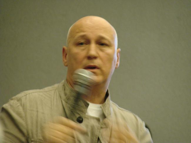 Фотографии с учредительного собрания НП ГАРХИ: Алексей Воронцов