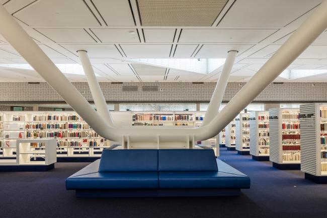 Национальная библиотека Люксембурга