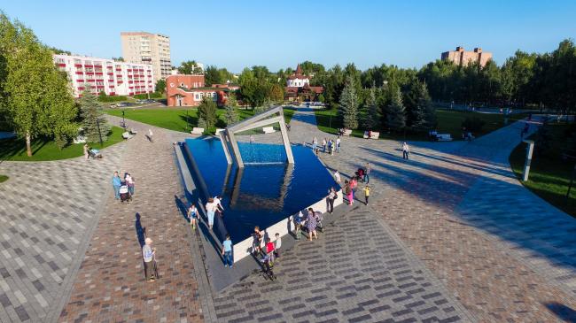 Сквер имени Лемаева