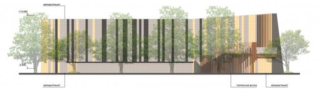 Реконструкция Джалиля. Сквер имени Лемаева