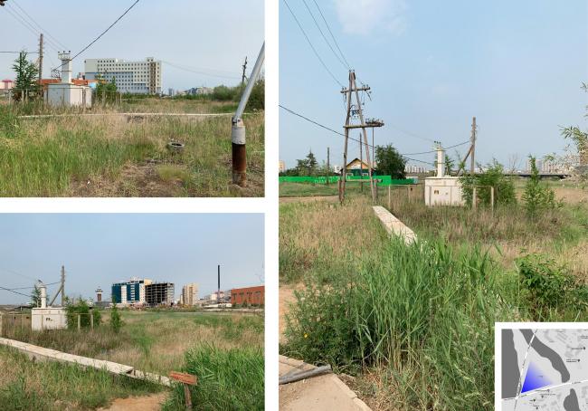 Фотофиксация существующего положения. Международный центр эпоса евразийских народов