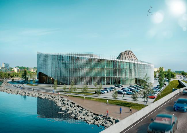 International Center of Epics of Eurasian peoples in Yakutsk
