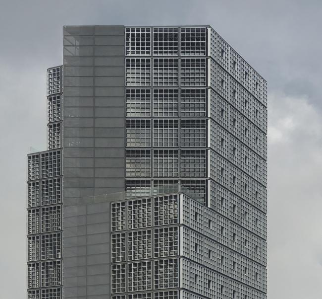 Небоскреб Torre Patria-Hipódromo