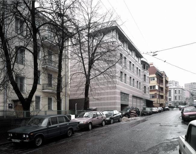 Жилой дом в Гагаринском переулке