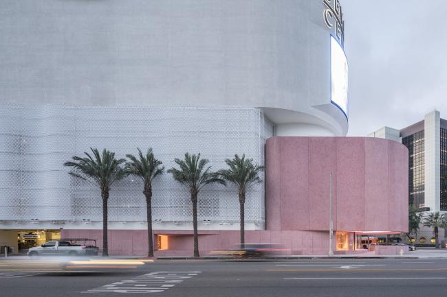 Флагманский магазин The Webster в Лос-Анджелесе