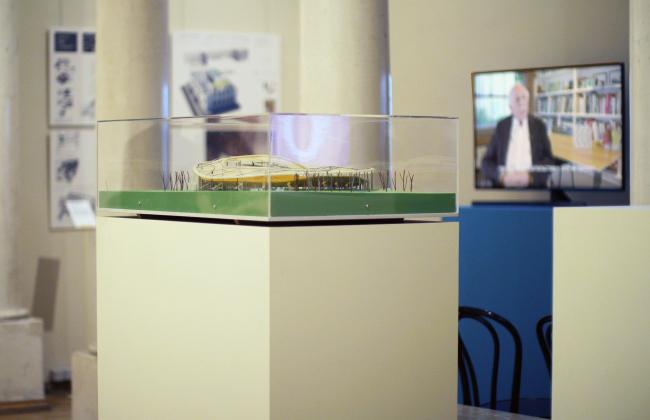 Выставка «Общественная архитектура – будущее Европы», ГНИМА