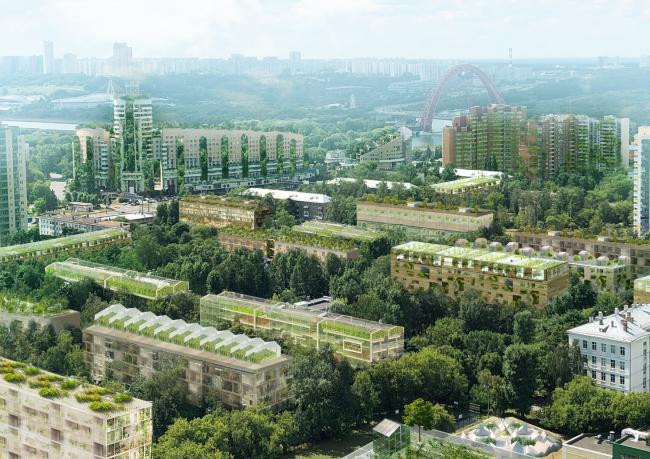 «Экологичные жилые здания». Автор: Елена Митрофанова