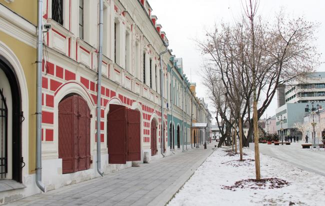 Здания ЦНРПМ на Школьной улице, №18-22, 02.2020