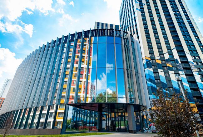 СОК в составе ЖК «Эталон-Сити», Москва, ALT F50 SSG