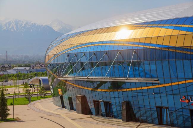 Ледовый дворец «Алматы Арена», Алматы, ALT F50