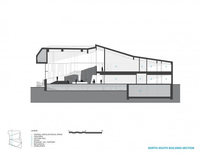 Кампус Нунатта Арктического колледжа территории Нунавут – новое крыло