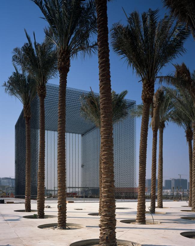 Входные порталы Экспо-2020 в Дубае