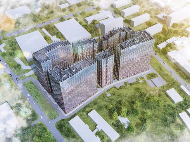 Многофункциональный жилой комплекс «Серебряный парк»